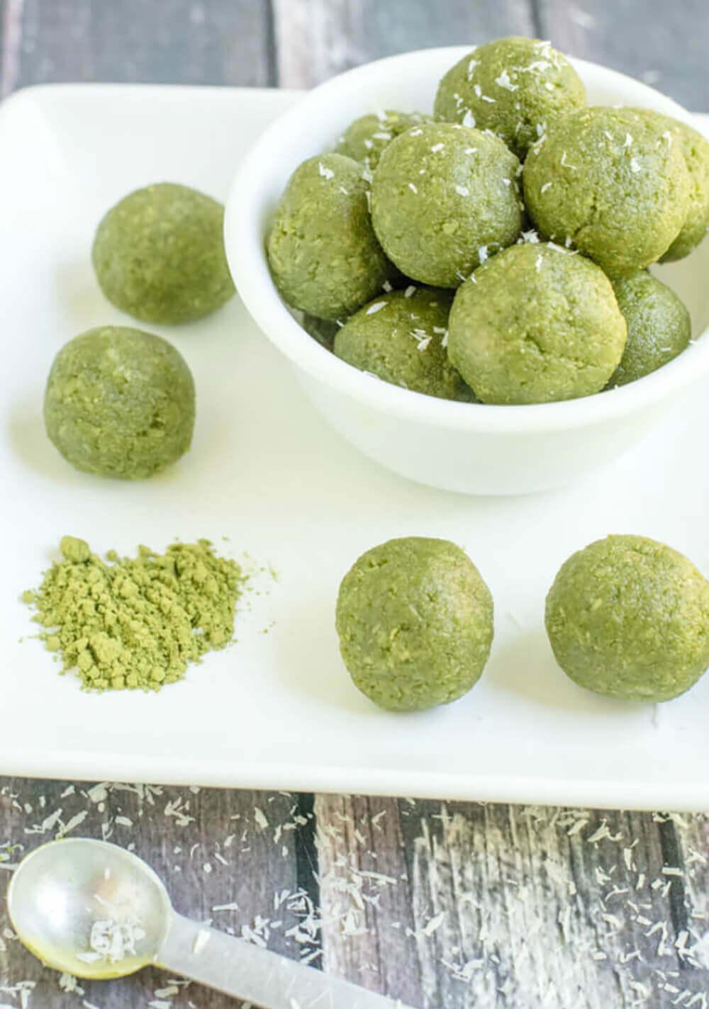 چای سبز ماچا انرژی زا
