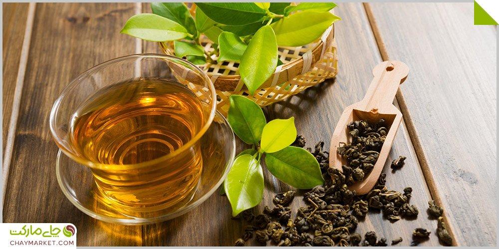 چای سبز خارجی