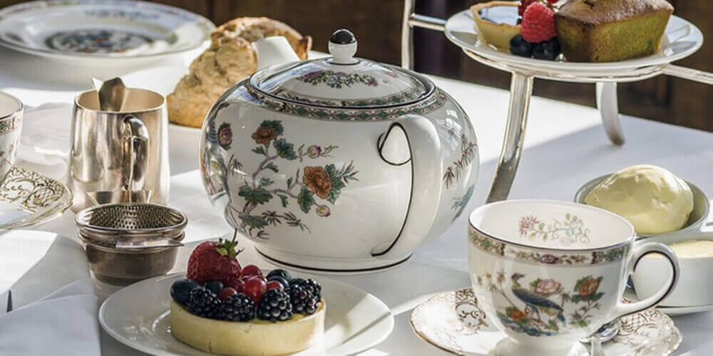 مراسم چای عصرانه