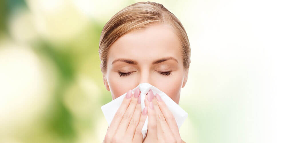 درمان آلرژی با چای قرمز رویبوس