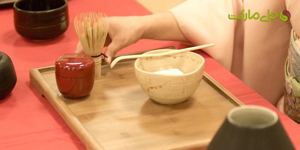 مراسم چادو یا مراسم چای ژاپنی چیست؟