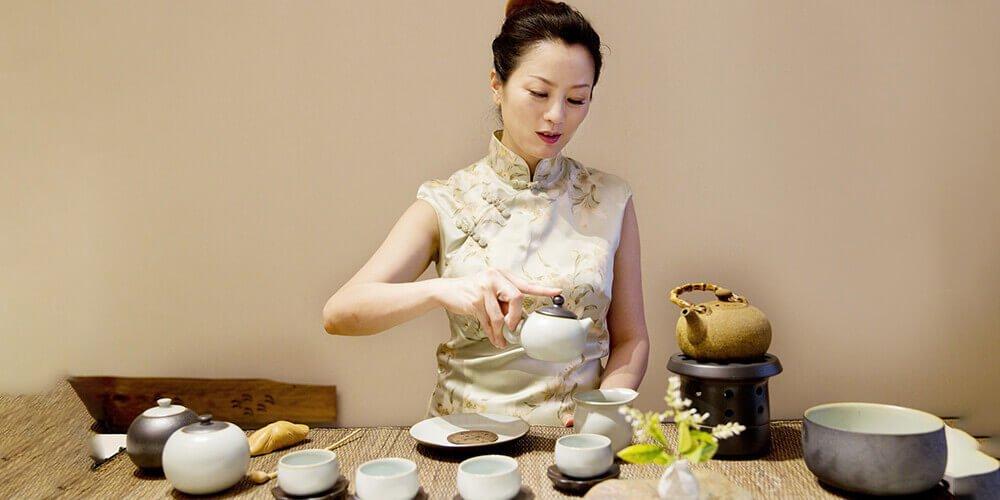 فرهنگ چای چین