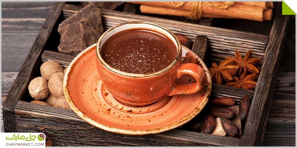 چرا باید چای شکلات مصرف کنیم؟