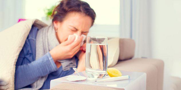 چای سرماخوردگی