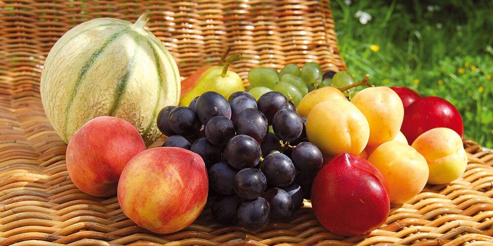 میوه دارای کاتچین