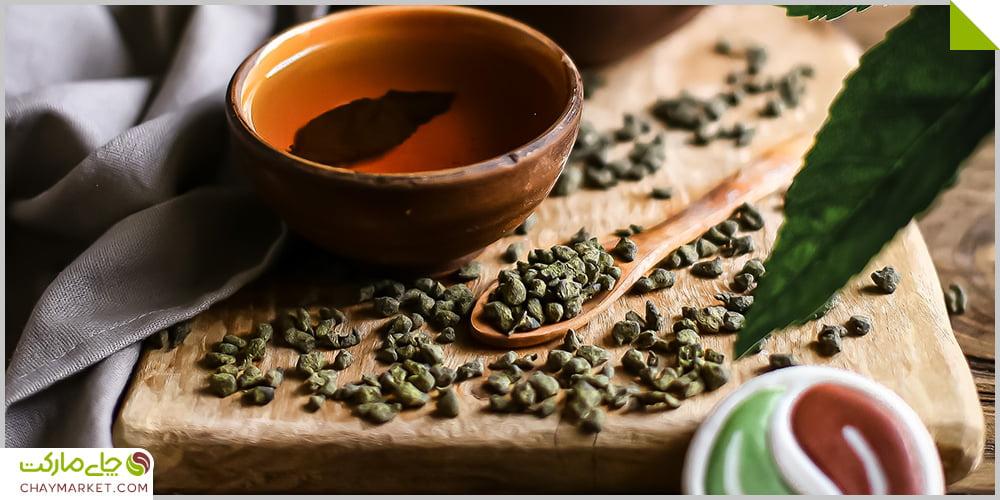 چای اولانگ جینسنگ