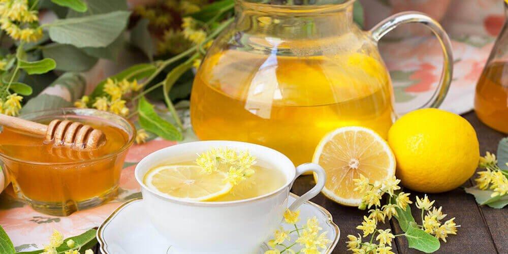 چای عسل