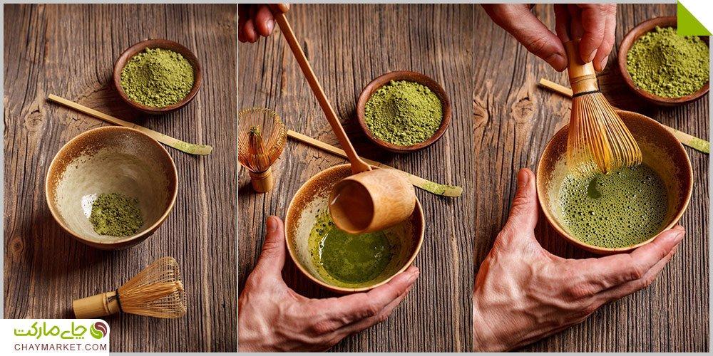 خرید پودر چای ماچا