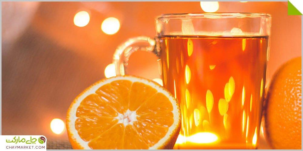 همه چیز درباره چای یا دمنوش پوست پرتقال و خواص آن