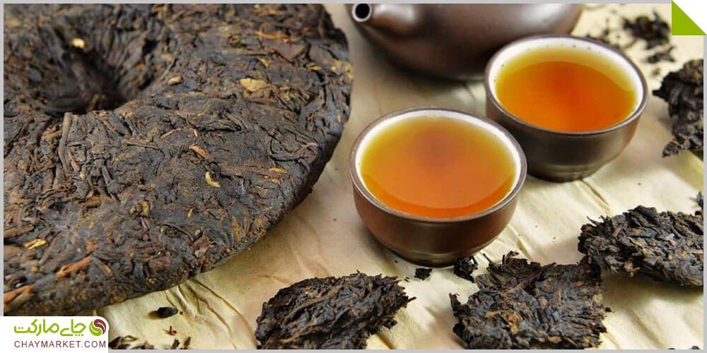 چای پوئر خالص