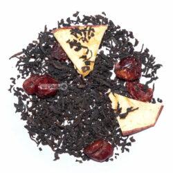 چای ترکیبی کرنبری و سیب