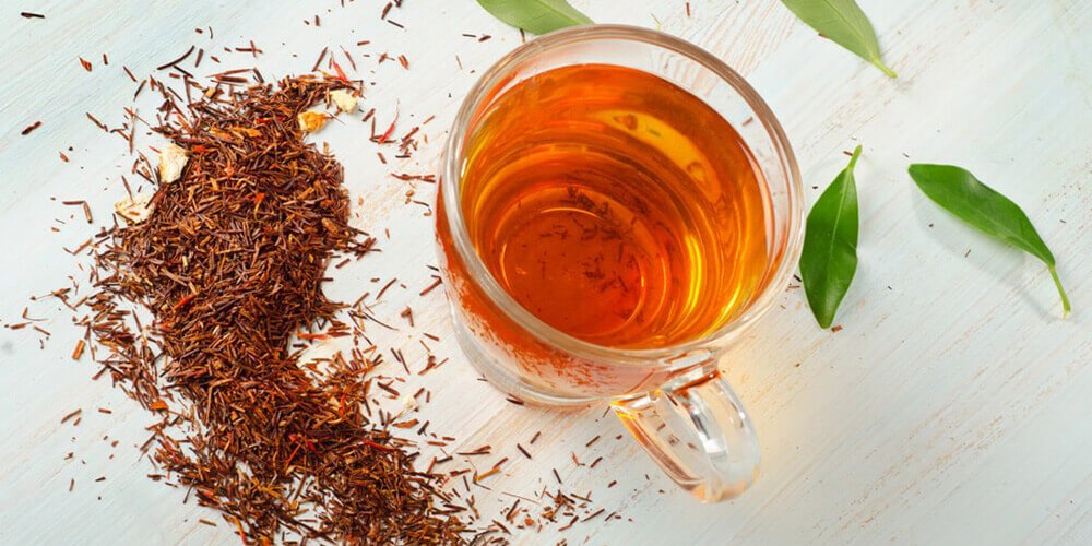 کاهش فشار خون با چای قرمز