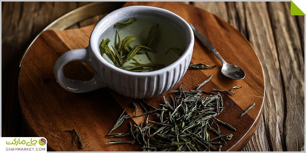 چای سبز سنچا