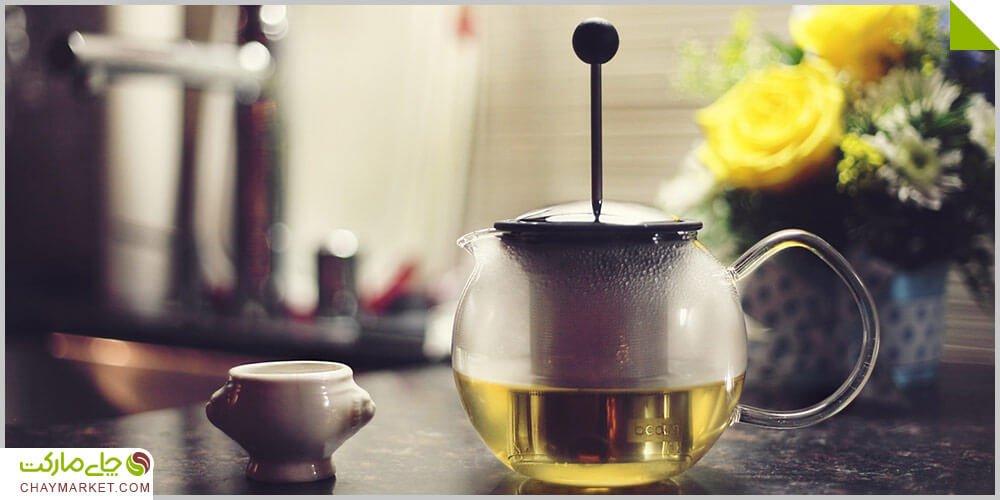 دیتاکس چای سبز چیست؟