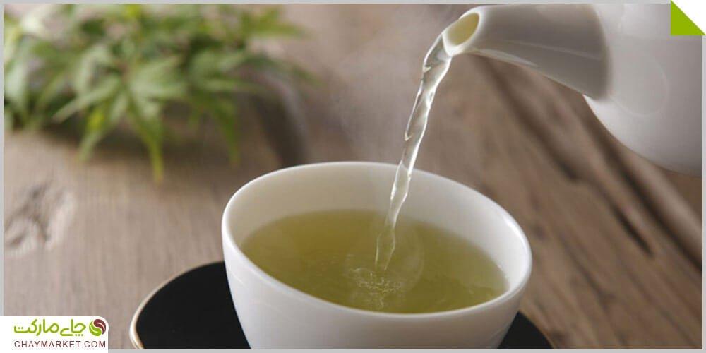 درمان یبوست با نوشیدن چای