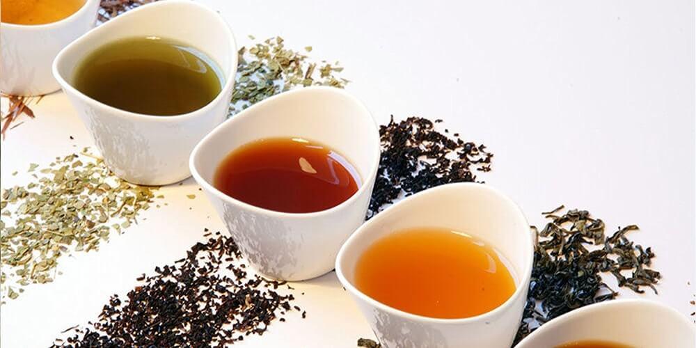 نگهداری از انواع چای