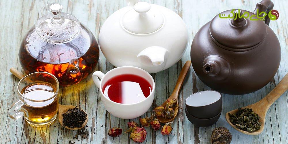 فواید چای برای آلزایمر