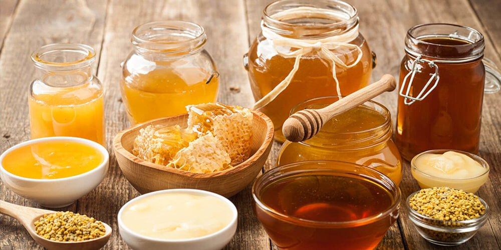 انواع عسل بهاره